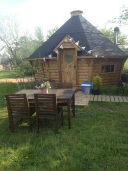 Bilberry Lodge Summer
