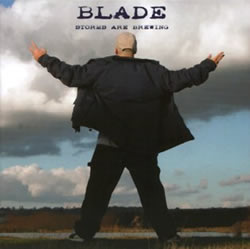 Blade - Storms Are Brewing LP