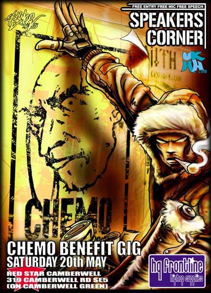Chemo Benefit Gig