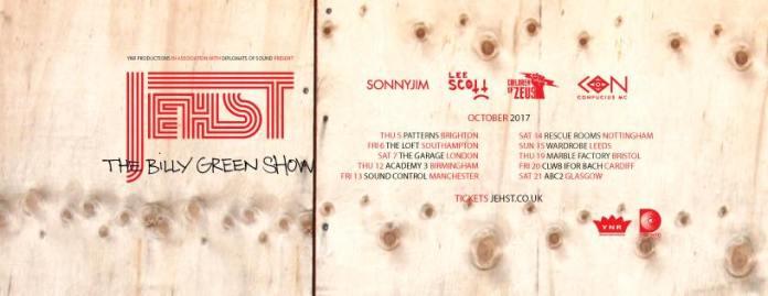 Jehst tour details