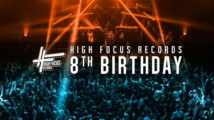 High Focus 8th Birthday