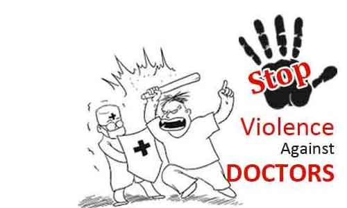 124221 stop violence against doctors