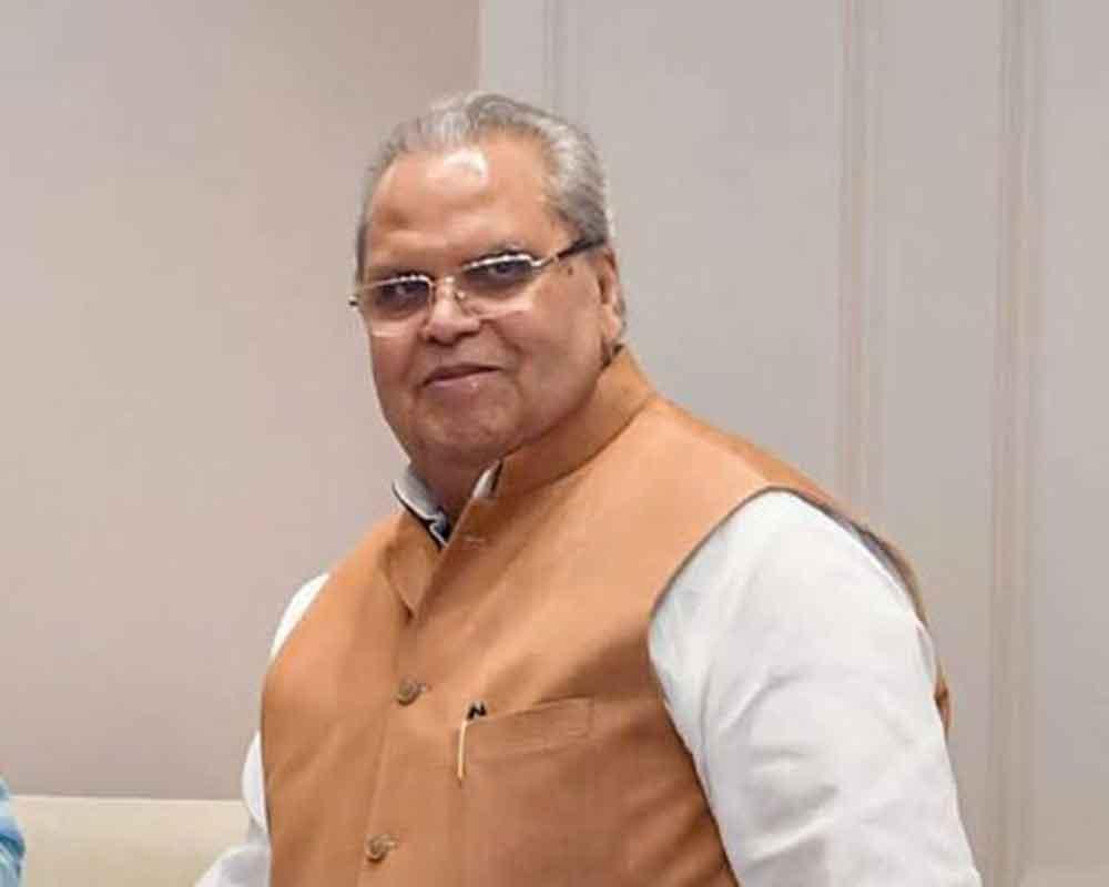 satya pal malik to take oath as goa governor on november 3 2019 10 31