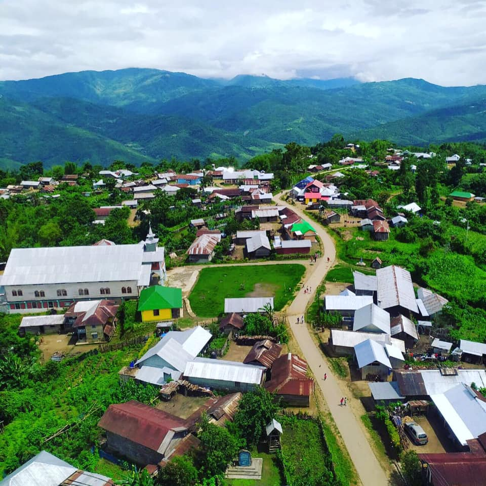 Phungcham village FB