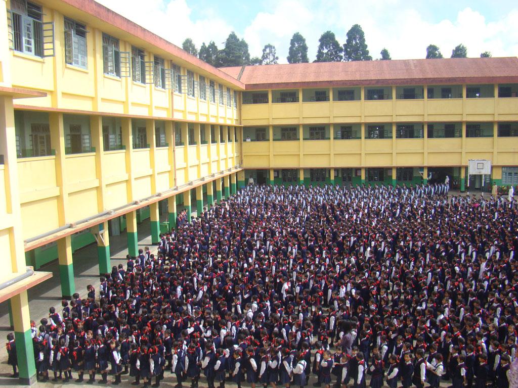 Nagaland Schools