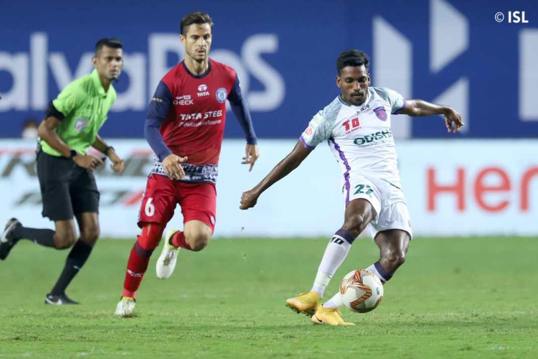 Jamshedpur FC vs Odisha FC