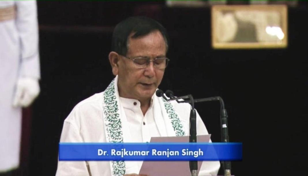 Dr. Rajkumar Ranjan Singh
