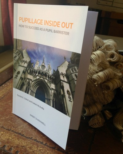 Pupillage Inside Out