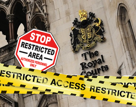 RCJ restricted access