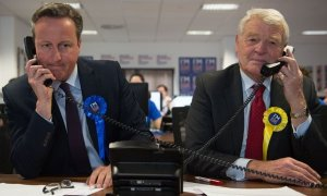 Cameron and Lord Ashdown