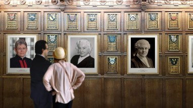 Celebrate a Century of Women in Law at Middle Temple
