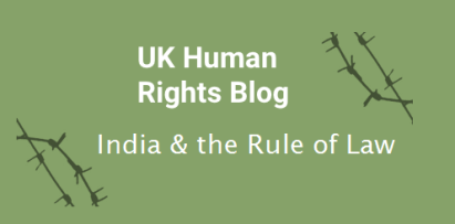 india rule of law blogcast