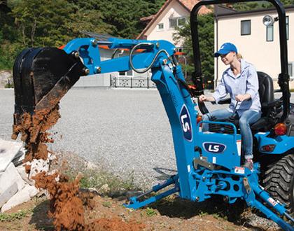 LS Tractor | MT1 Series