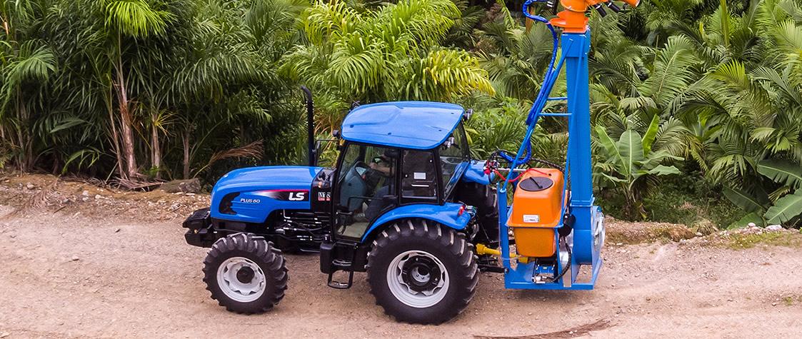 LS Tractor | Plus Series