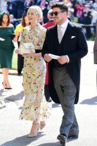 Take a look at these best dressed royal wedding guests!