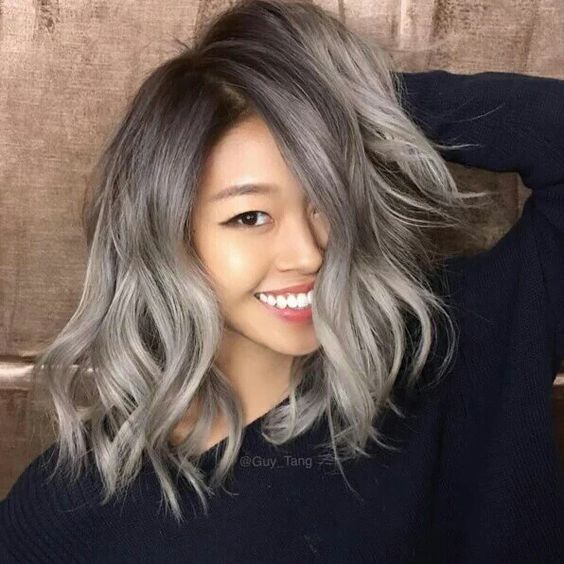 10 Cute Short Grey Hairstyles That May Make You Want To Turn Grey ...