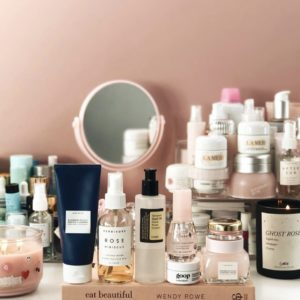 Find out the most efficient ways to reduce waste in your everyday beauty routine