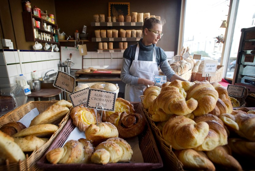 Check out the London bakeries we love the most!