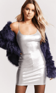 Silver Cami Forever