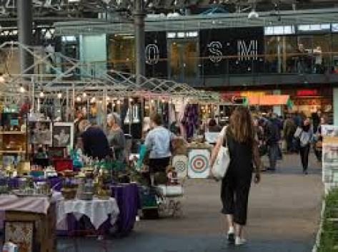 Discover which best london markets worth the visit!