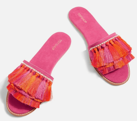 Check out these cute sandals for summer!