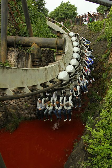 Find out which are the best UK theme parks!