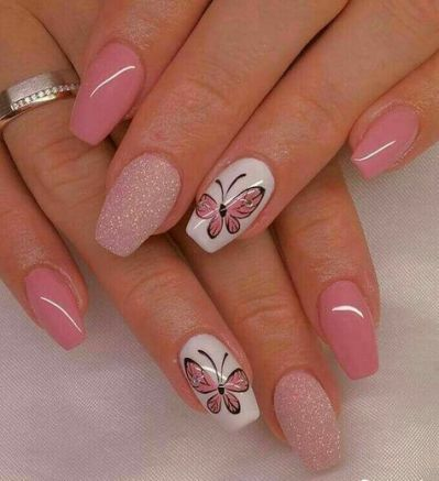 10 Cute Nail Art Designs To Prepare You For Summer Society19 Uk