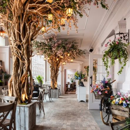 Here are our favourite and most instagrammable restaurants in Liverpool.
