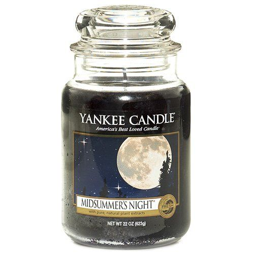 best scents from yankee candle