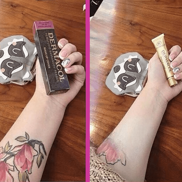 5 Sneaky But Practical Ways To Cover Your Tattoos At Work