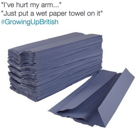 If you grew up British, you'll definitely remember all of these quirky things!