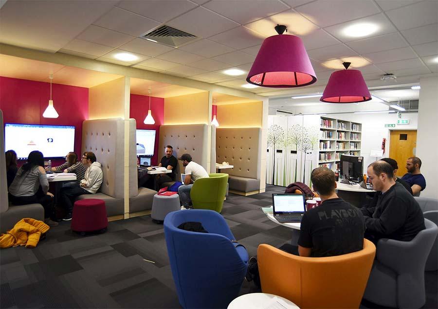 teesside university library
