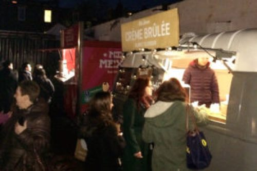 The Best Street Food To Grab In Edinburgh