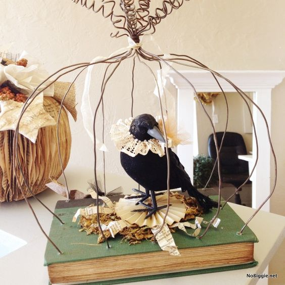 Chic Halloween Decorations For Your Flat