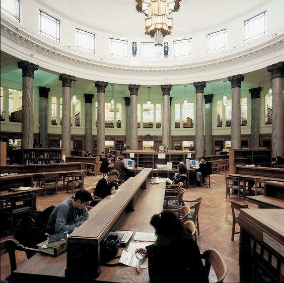 20 places to visit at the University of Leeds