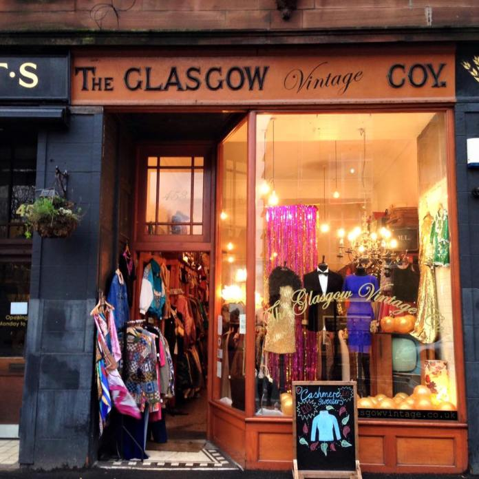 The Best Vintage Stores In Glasgow You Need To Visit ASAP
