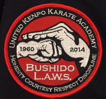 bushido patch