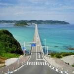 角島(つのしま)大橋 ~国内屈指の海の絶景スポット~