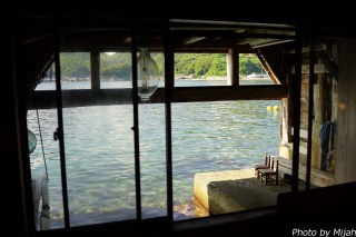 伊根の舟屋16