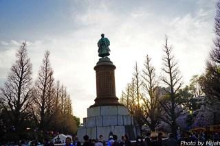 靖国神社・桜09