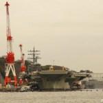 YOKOSUKA軍港めぐり ~海自・米海軍の迫力の艦艇をめぐる船旅~ -2016.4-