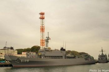 横須賀軍港クルーズ21