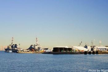 横須賀軍港201506