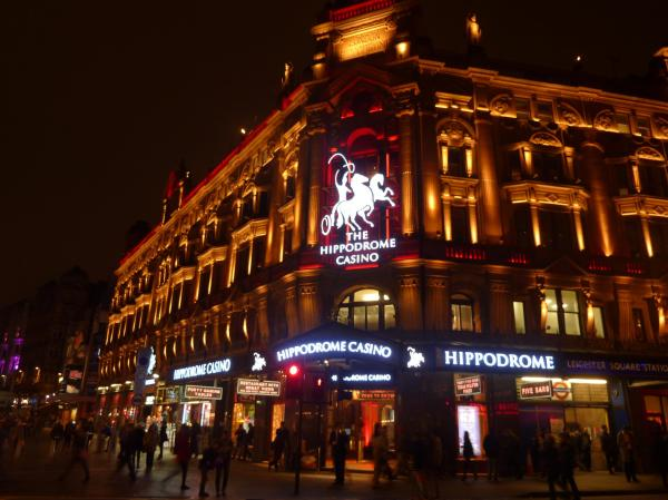 Hippodrome Casino Leicester Square London - Uk Led Lighting