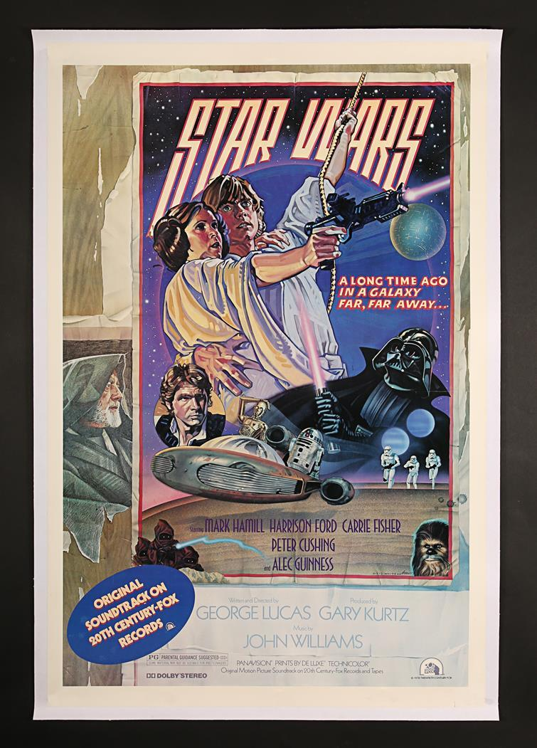 lot 398 star wars