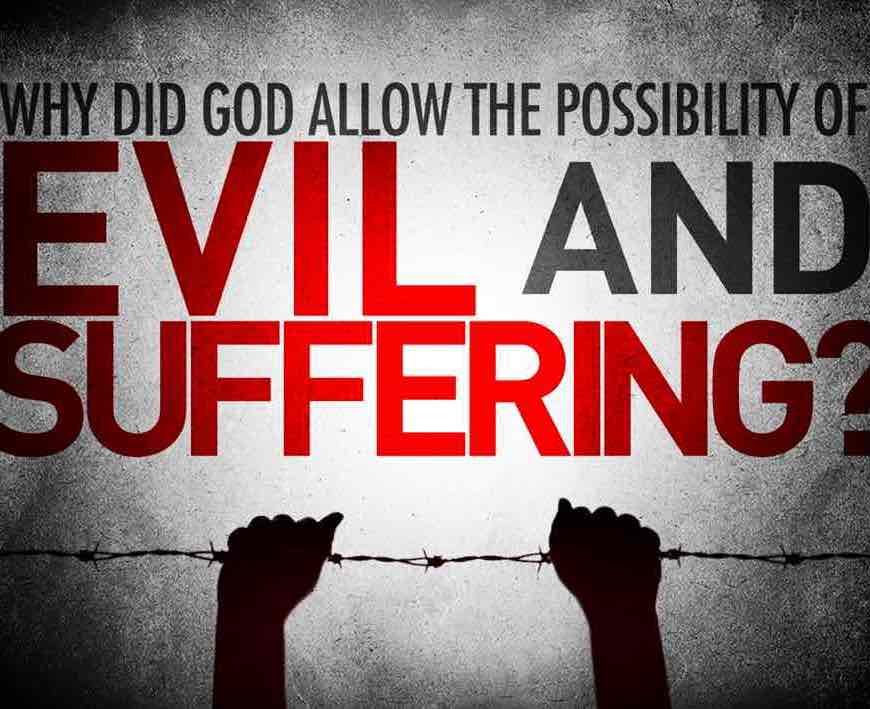 Apologetics: The Problem of Suffering