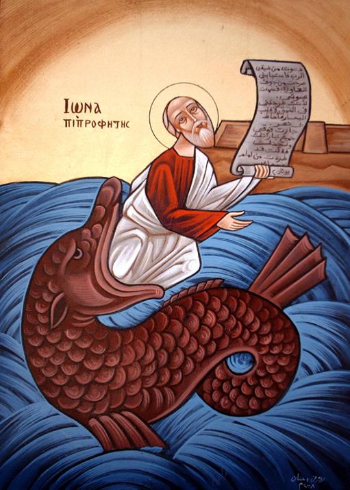 2019 Jonah - Lent