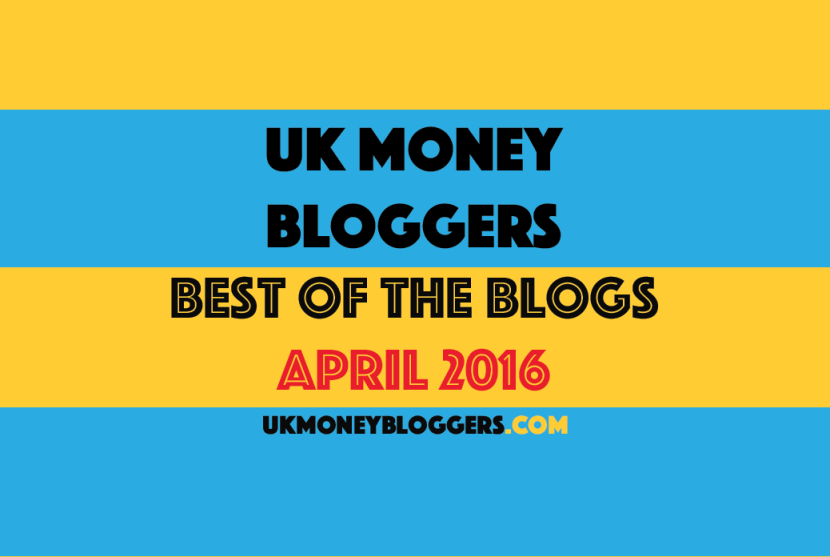 best money blogs april 2016