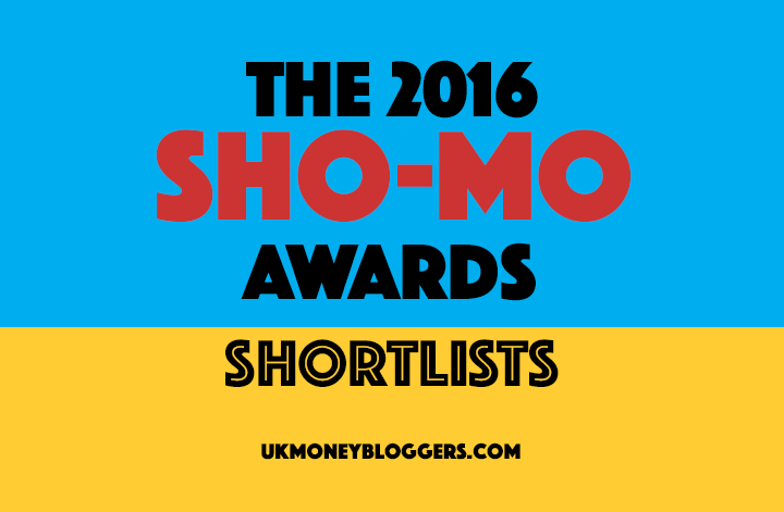 SHO-MO awards shortlists 2016
