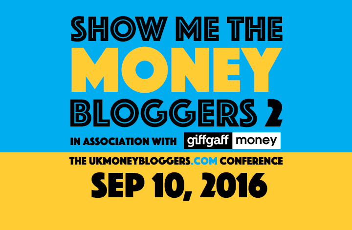 Show me the money bloggers 2 with giffgaff money